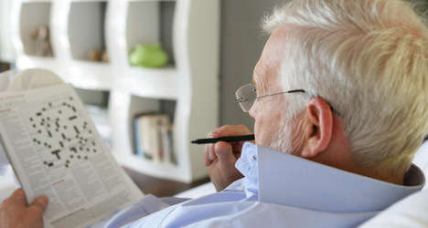 Big vocabulary could help fight Alzheimer's
