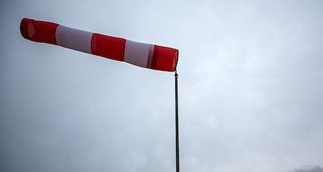 Storm warnings over Austria