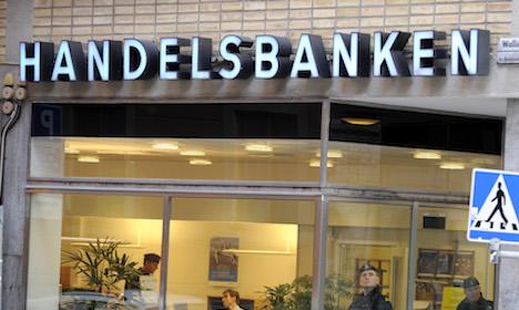 Global profit boost for Handelsbanken