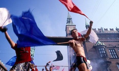 Copenhagen is 'the gay-friendliest place on Earth'