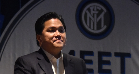 Furore after Milan boss called 'fat Indonesian'