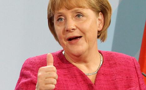 Germany gets €780m EU rebate for poor growth