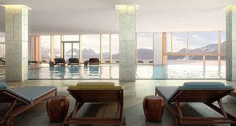 Independent lists EU's top six ski hotels