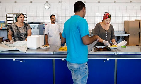 Danes more welcoming of refugees than depicted