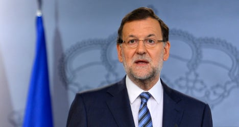 'Sorry': Spanish PM apologizes for corruption