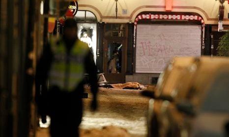 Stockholm suicide bomb investigation closes