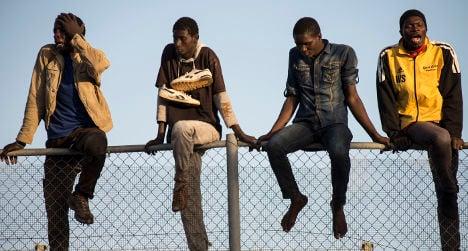 UN warns Spain over migrant deportations