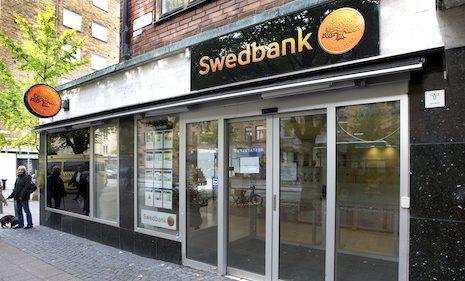 Profit leap for Swedbank