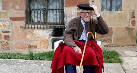 Aging Spain: population to fall 5 million by 2064
