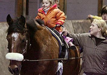 Crook sentenced for riding school fraud