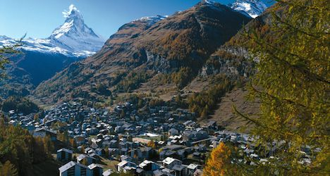 Zermatt ranks among top places to visit in 2015