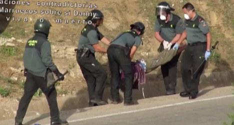 UN slams Spain over assault on migrant