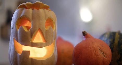 Police warn of Halloween hooligans