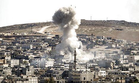 Dane held in Lebanon for fighting alongside Isis