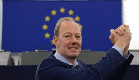Satirist lives the dream on EU gravy train