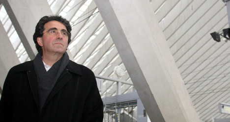 Calatrava to 'rebuild' Ground Zero church