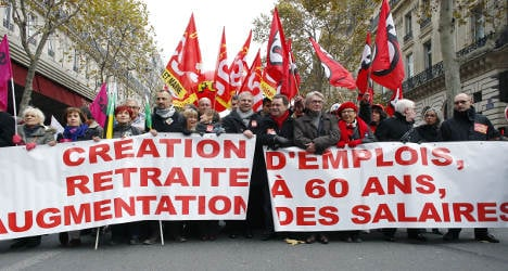 French union spends €130k to fix boss's flat