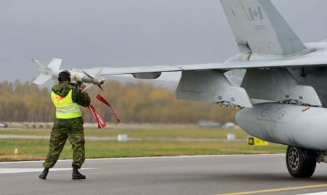 Swedish support for joining Nato swells