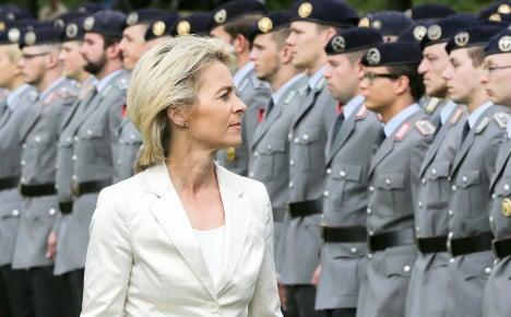 Bundeswehr has a black hole of €300 million