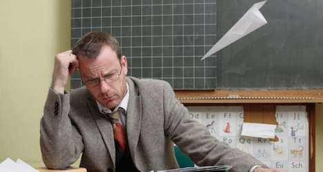 One third of Swiss teachers 'face burnout'