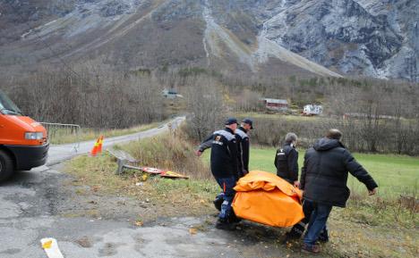 Mount Mannen avalanche set to tumble on Tuesday