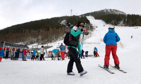 Plot for shared Scandi Winter Olympic bid