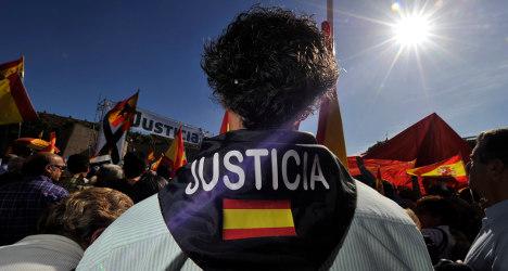 Spain vows to crush 'still alive' terror group Eta
