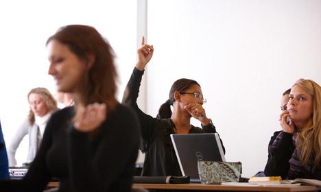 Denmark cracks the top five for gender equality