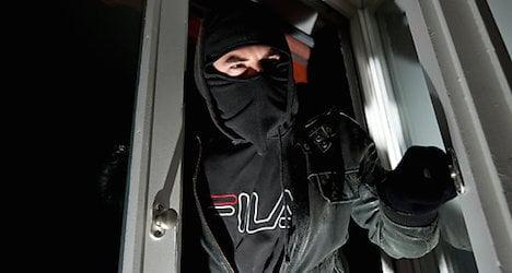 Two burglaries every hour in Austria