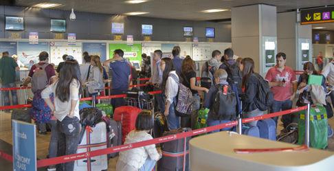 Drug mule left to die in airport over Ebola fears