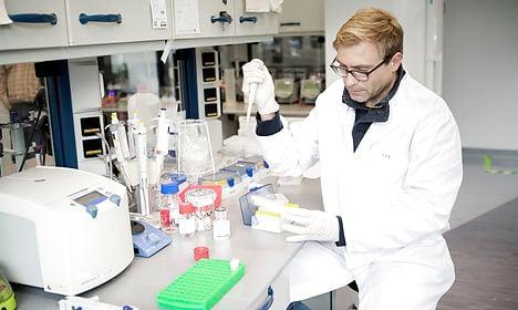 Danish firm advances its Ebola vaccine