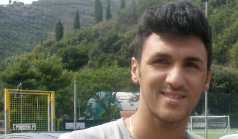 German-born Soriano awaits dream Italy debut