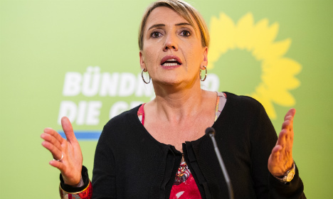 Greens say sorry for past paedophilia ties