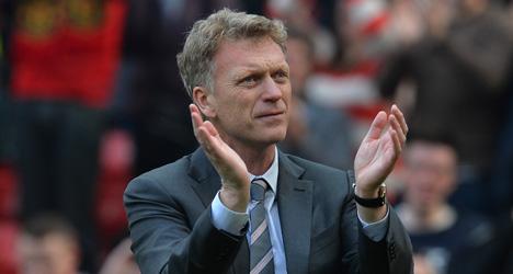David Moyes hired as Real Sociedad coach