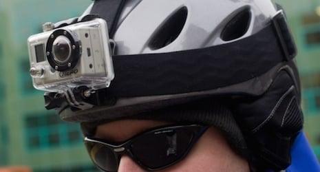 Cameras on ski helmets seen as safety risk