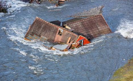 Norway floods set to cost over 200m kroner