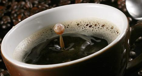92 percent of Austrians drink coffee