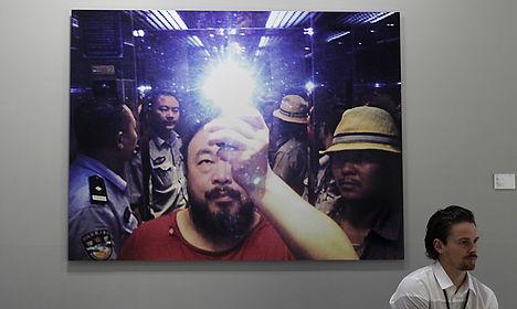Denmark's culture minister snubs Ai Weiwei