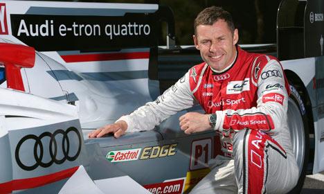 Danish racing legend calls it quits