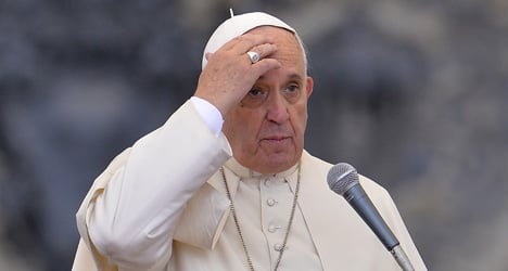 Pope phones Spanish victim of abusive priests