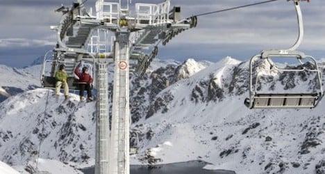 Ski resorts open amid avalanche warnings