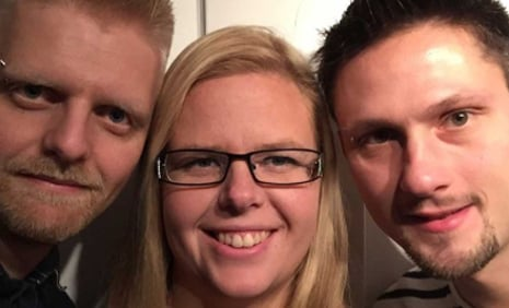 Sweden's blogging 'polyfamily' goes viral