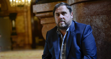Catalan separatist among top 100 'Global Thinkers'