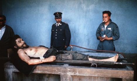 Historic Che Guevara pics resurface in Spain