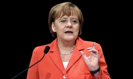 Russia 'will not prevail' in Ukraine: Merkel