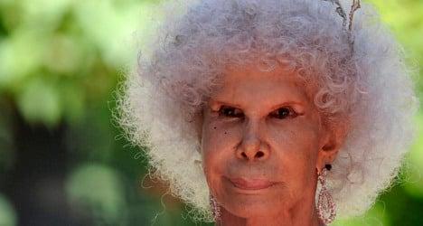 Spain's Duchess of Alba dies aged 88