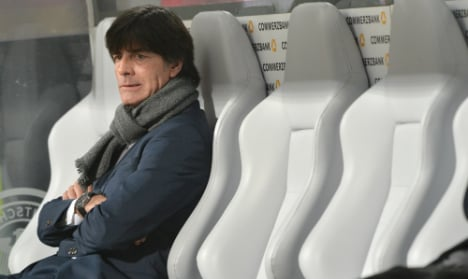 Löw fumes as Germany labour again