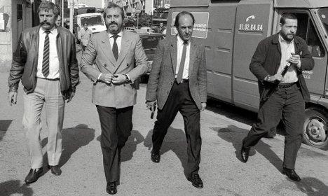 Four sentenced for killing anti-mafia judge