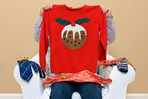 Top five quirky Christmas jumpers