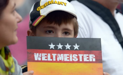 Germany tops USA as world's favourite country